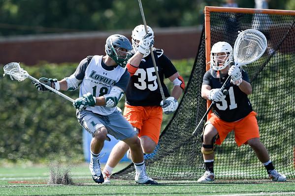 Loyola v Princeton 10.05.14
